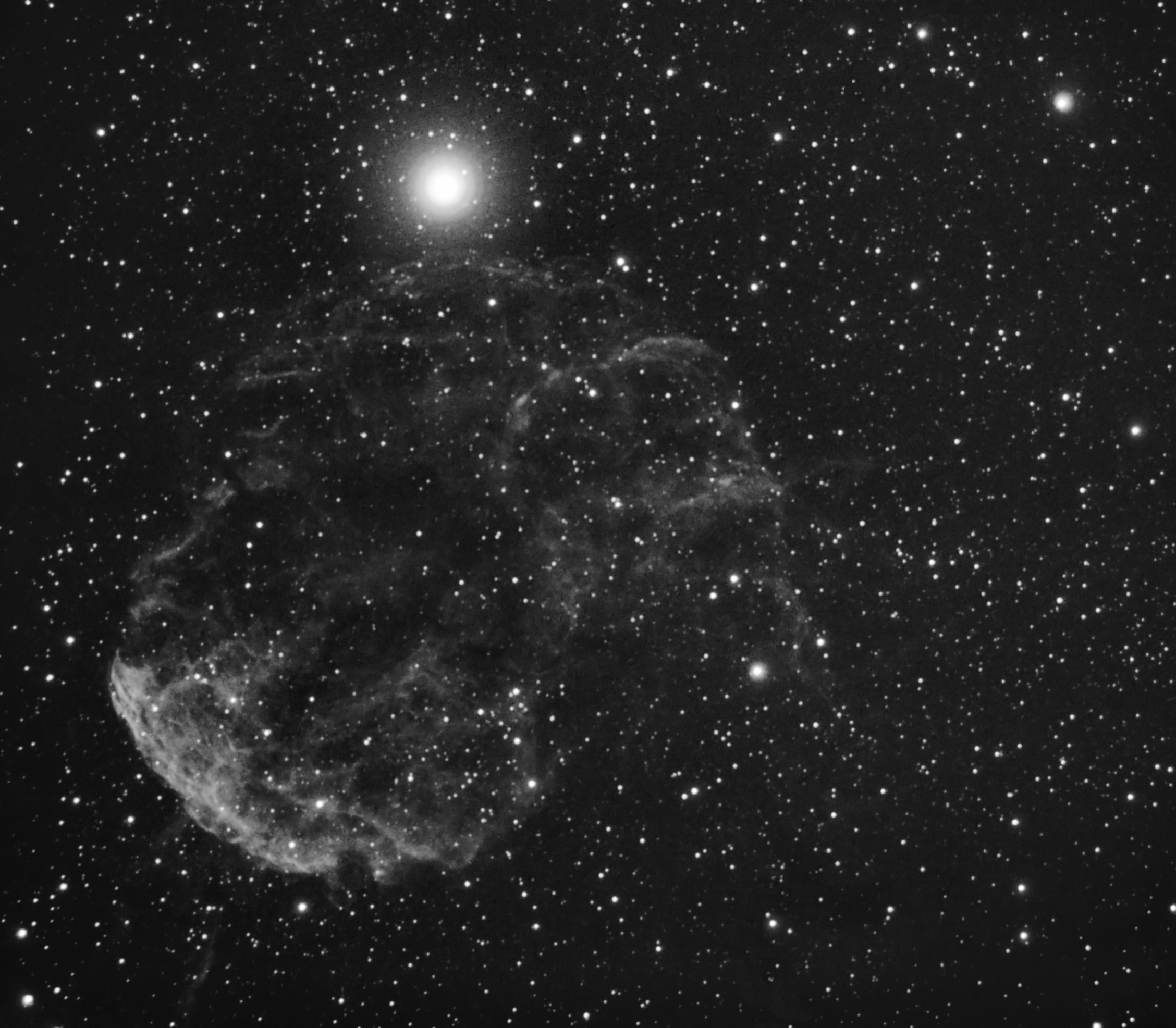 Supernova Restant IC443