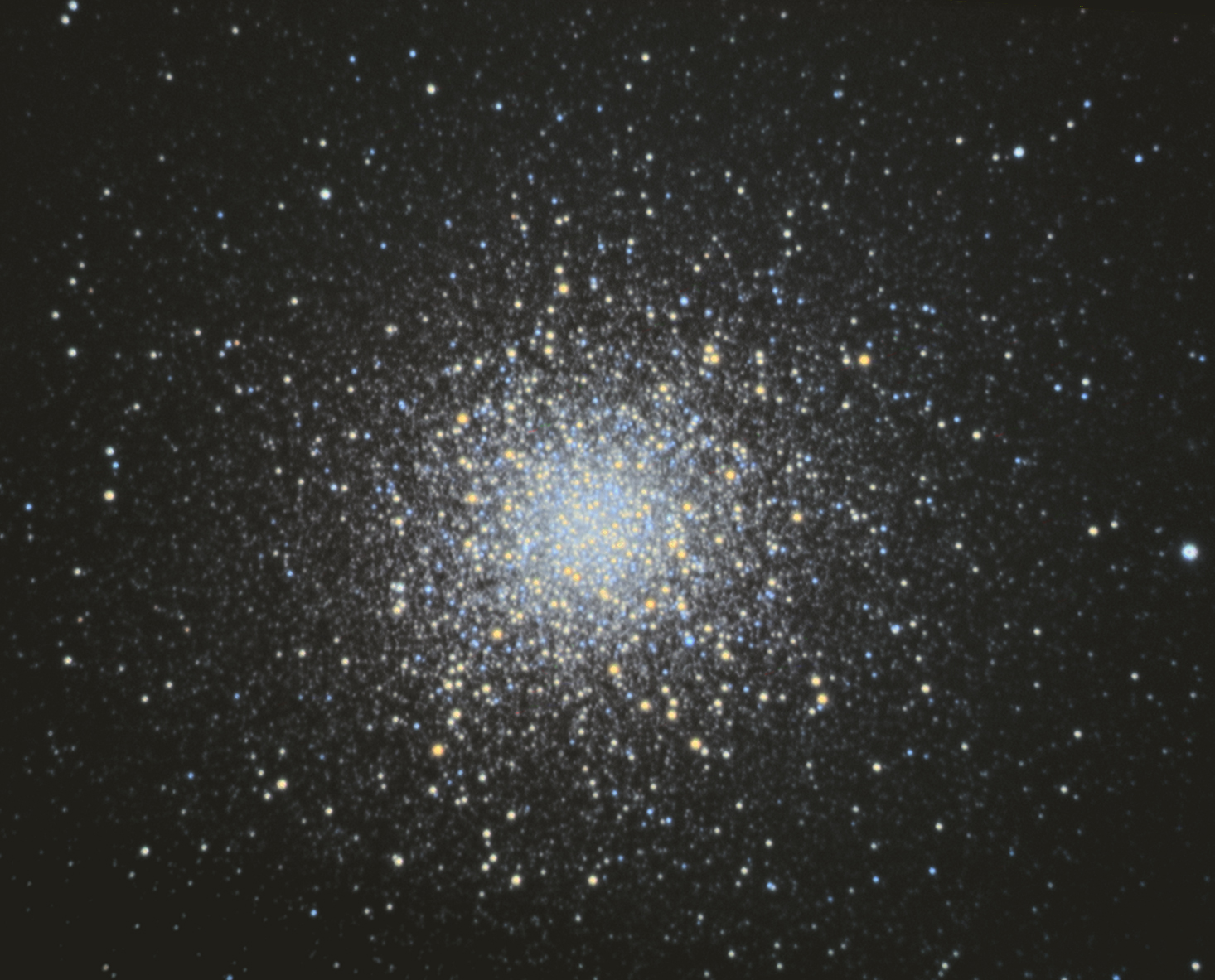 The Hercules Globular Cluster