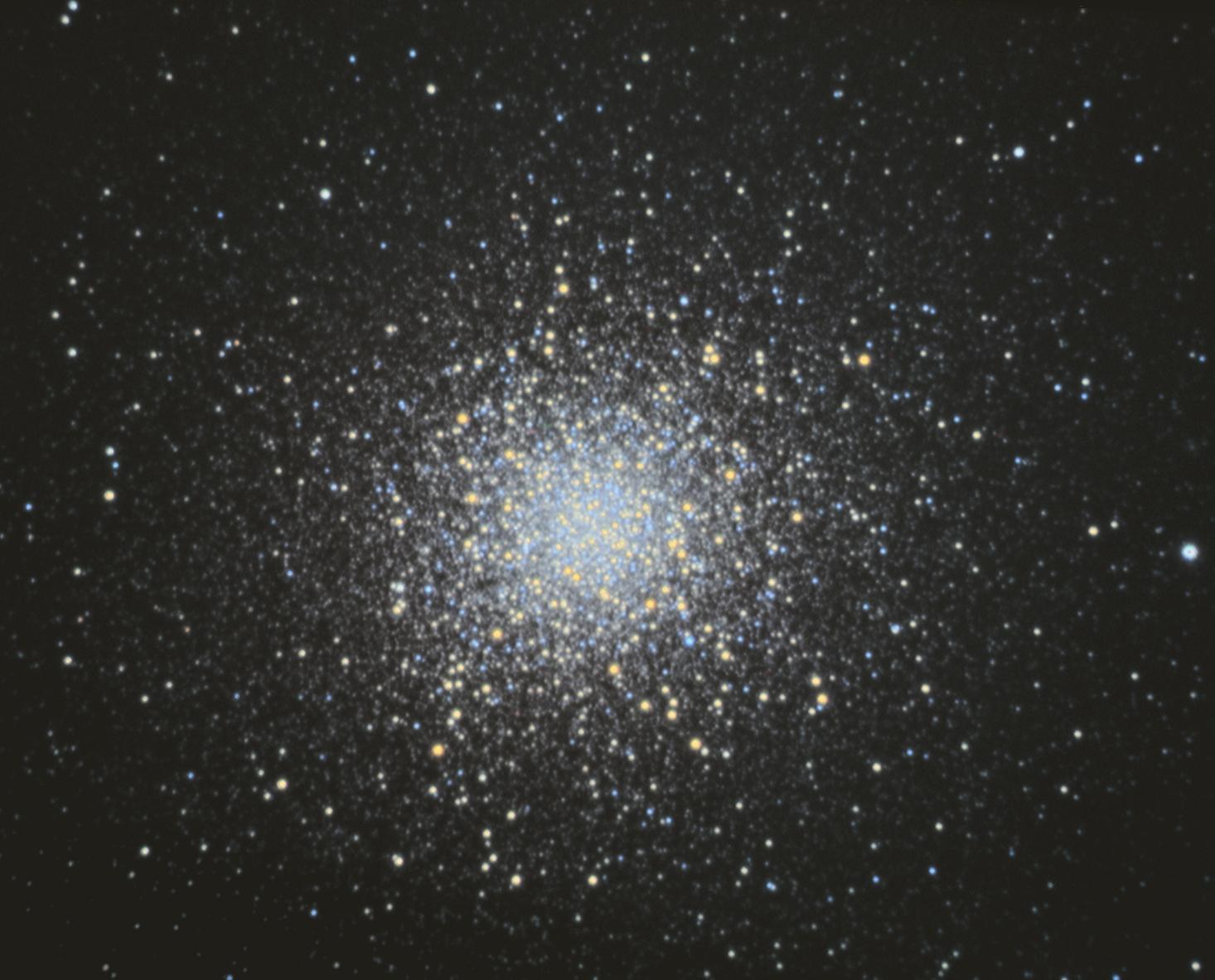 The Hercules Globular Cluster