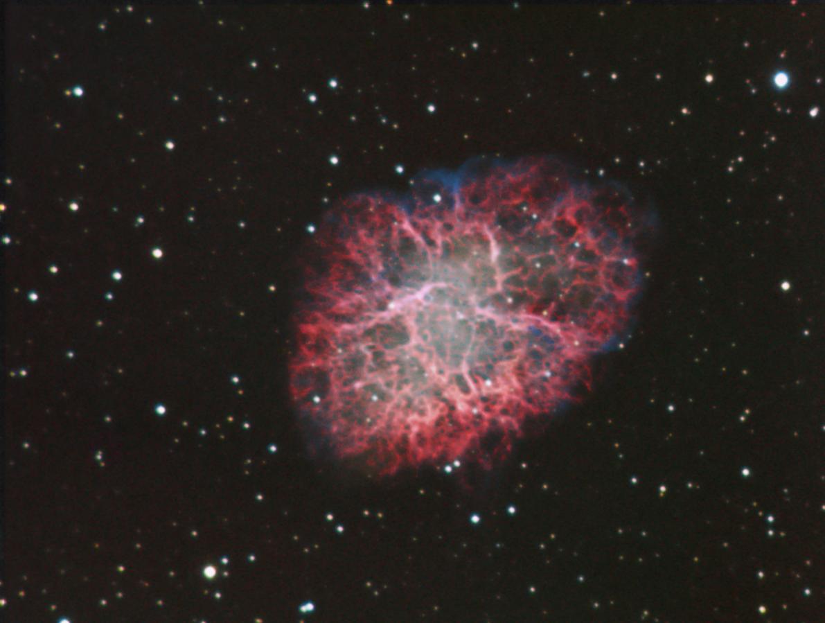 crab nebula m1-#6