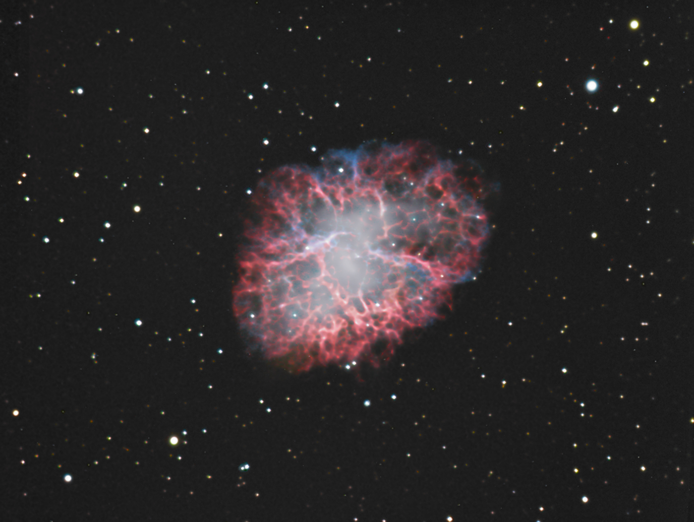 Crab Nebula M1
