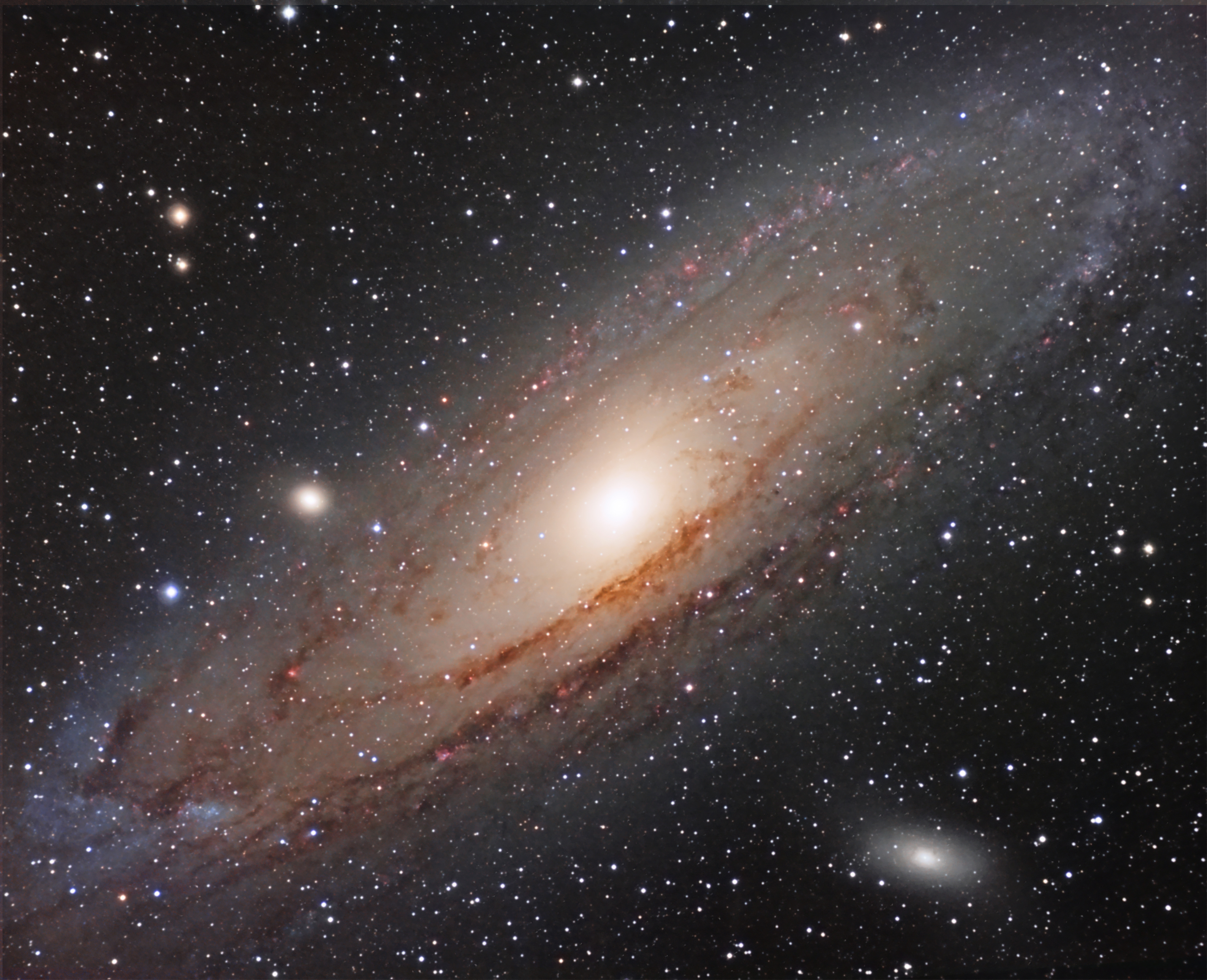 andromeda galaxy distance from - photo #39