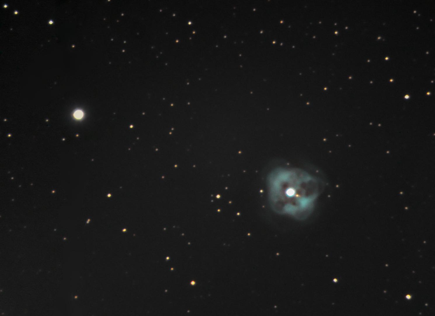Crystal Ball Nebula