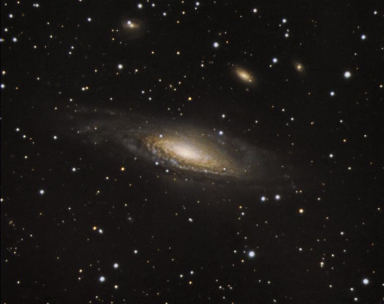 NGC7331 or Caldwell 30