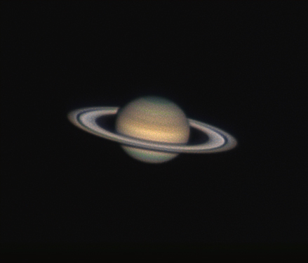 Saturnus 13 May 2012