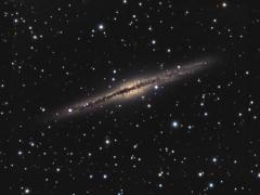 Spiral Galaxy NGC 891(Caldwell 23)