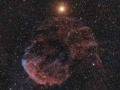 IC443 - Jellyfish