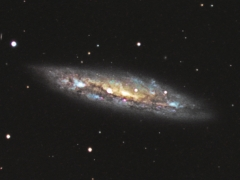 M108 (NGC3556)
