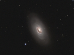 Black Eye Galaxy M64